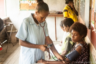 Women's health in PNG needs addressing.