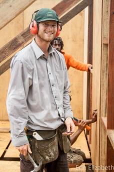 Kiwi builders came to help.